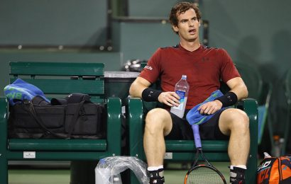 Andy Murray out of Davis Cup quarter final tie