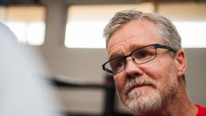 Legendary boxing trainer Freddie Roach via: https://www.facebook.com/search/photos/?q=Freddie%20roach