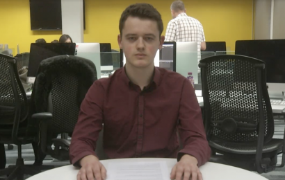 4PM TV Bulletin (Sean Lewery)