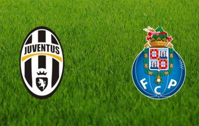 Juventus vs Porto: Live