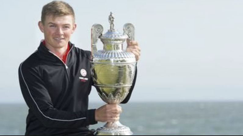 Hampshire golfer Scott Gregory set to appear at The Masters