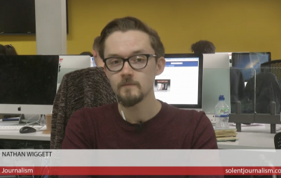 2pm news bulletin presented by Nathan Wiggett