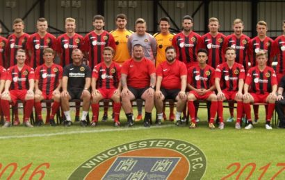 Winchester City appoint new boss following Ian Saunders departure