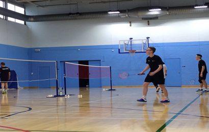 Solent Men's Badminton get their first win of the season
