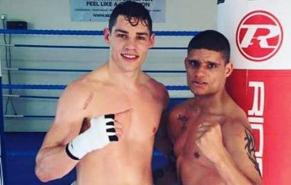 Poole boxer weighs up turning professional