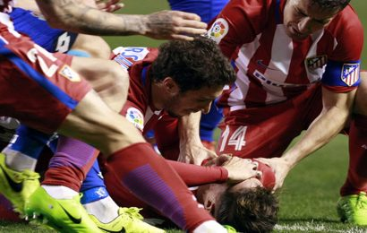 Torres recovering after breathtaking shock