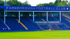 Basingstoke Town agree ground share with Farnborough