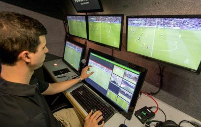 Video technology could solely officiate football matches