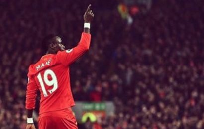Sadio Mané to miss Bournemouth clash