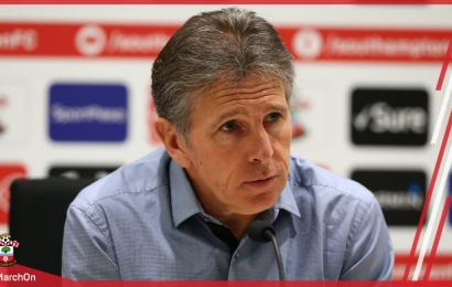 Puel uncertain on review of Southampton's season