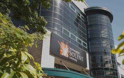 Solent climbs 11 places in Student Choice Awards