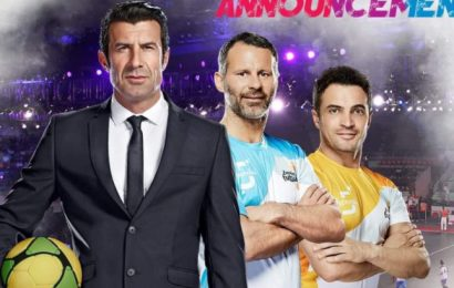 Can Futsal in England reach Brazil's high standards?