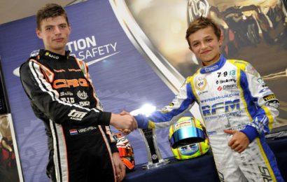 Lando Norris Latest British F1 Hopeful