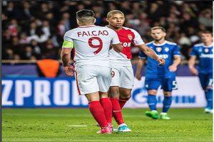 Radamel Falcao and Kylian Mbappe will be key for Monaco