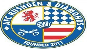The newly formed AFC Rushden and Diamonds are back in the game after liquidation in 2011. Image via: Rushden and Diamonds facebook