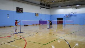Funding cuts have made life hard for aspiring English badminton players. Photo: Ashley Gregory.