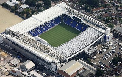 White Hart Lane: An end of an era