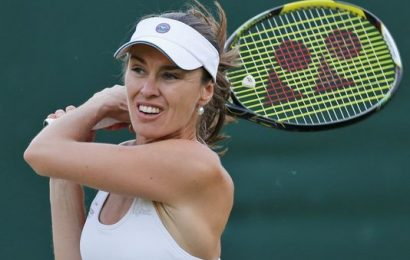 Martina Hingis retires for the third and final time