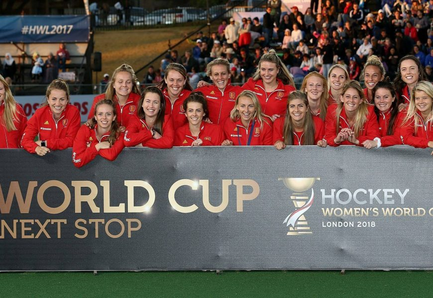 Southampton's Alex Danson features in Britain's Womens Hockey Squad