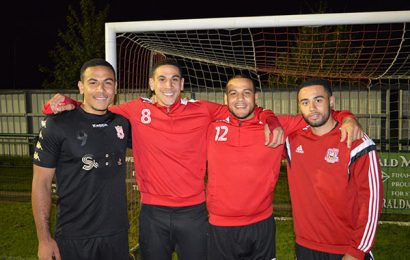 Sholing's history-making four brothers
