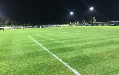 AFC Totton 1 – 2 Taunton Town FC