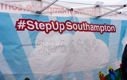 Get involved in Step Up Southampton