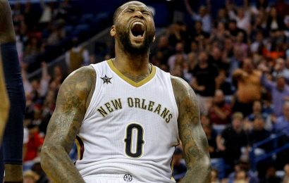 Demarcus Cousins flourishes in regal return to Sacramento
