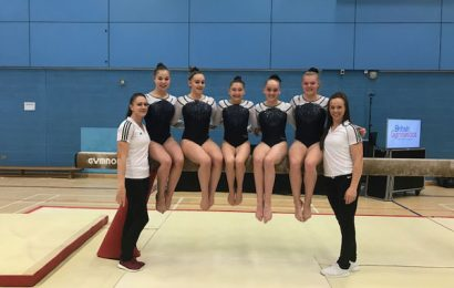 Askham from Dynamo qualified for British Championships