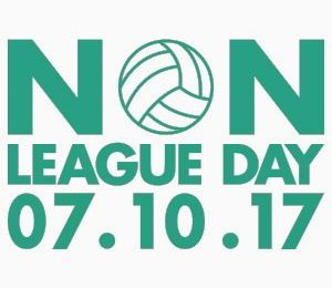 Support your local team on Non-League Day.