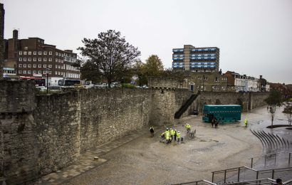New Ice Rink come to Southampton