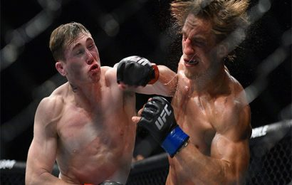 Despite his opponent having never heard of him, prospect Darren Till headlines the UFC'S second ever Poland card