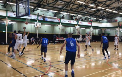Team Solent Basketball beat East London with 93-92 !