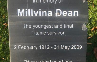 City Council plans to honour Titanic crew members