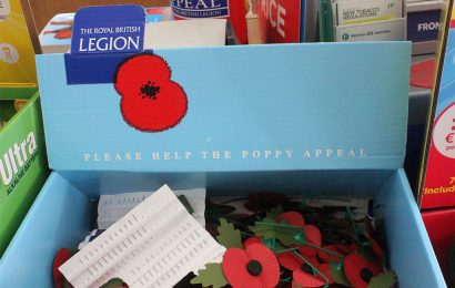 Remembrance in Southampton: what does the poppy mean to you?