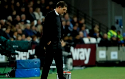 Bilic axed by the Hammers