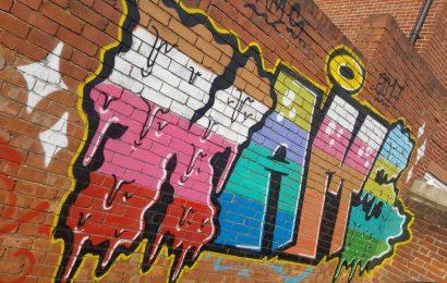 Southampton street art splits opinion
