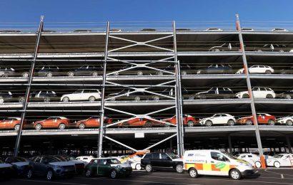 New £50 million car terminal opens in Southampton