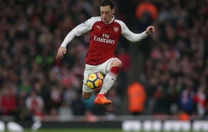 OZIL STRUGGLING TO ATTRACT INTEREST