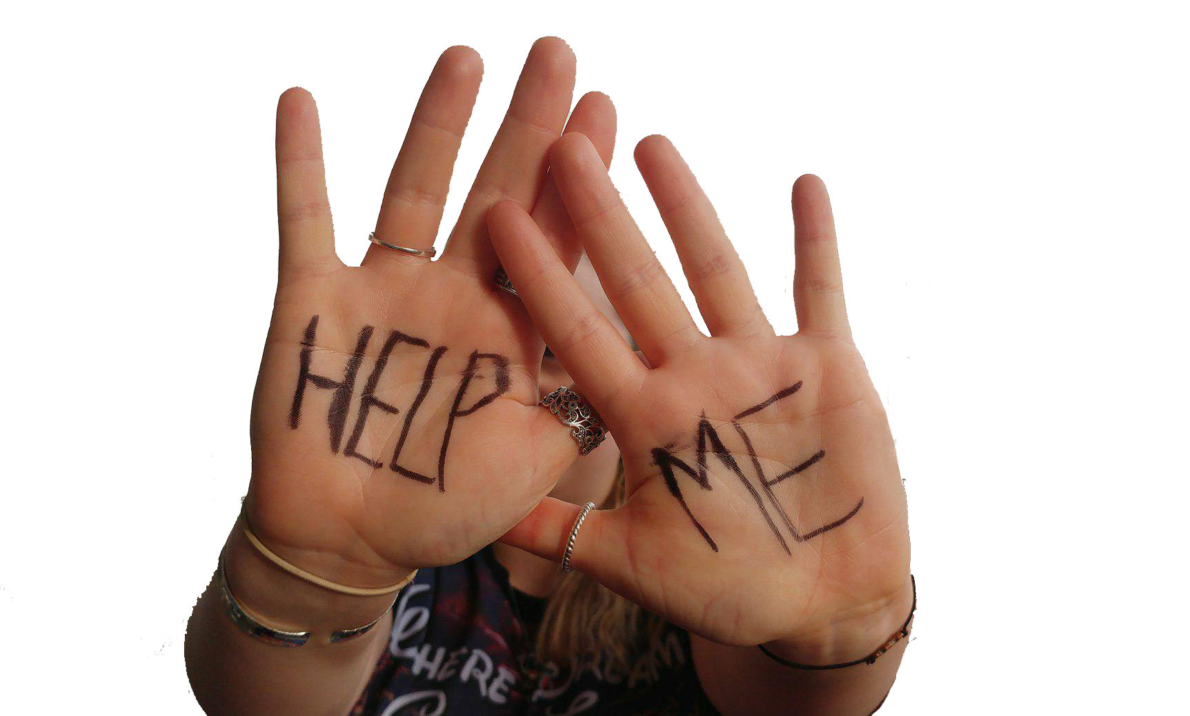 More and more young children are calling for help because of the internet and cyberbullying.