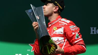 F1: Victory for Vettel at Brazilian Grand Prix