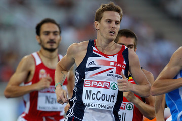 McCourt represented Great Britain and England at the European Championships and Commonwealth Games respectively. (Image Credit @Colin McCourt via Twitter)