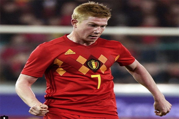 da6bbc75b57 Kevin De Bruyne will be key to a successful Belgium campaign.