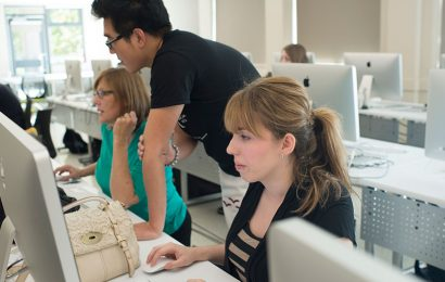 Millennials look to teaching for a stable career