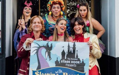 Pantomimes are not just for children anymore