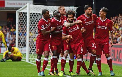 Half Term Report- Liverpool