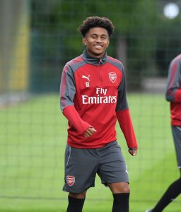 Reiss Nelson is one of the most talked about youngsters in football.