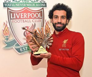 Salah wins African Football of the Year