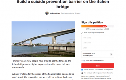 Itchen Bridge safety to be reinforced