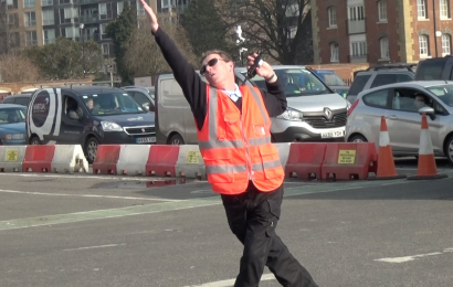 Red Funnel's 'Dancing Man' Up For Award