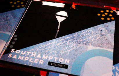 SoCo Music Project & Hightown Studios produce Southampton's first vinyl sampler